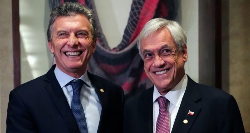 Comenzó en Santiago de Chile la cumbre de presidentes de Sudamérica para crear el Prosur