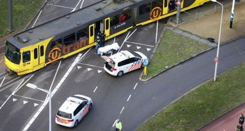 Sospechoso del tiroteo en tranvía de Holanda confesó ser el autor del ataque