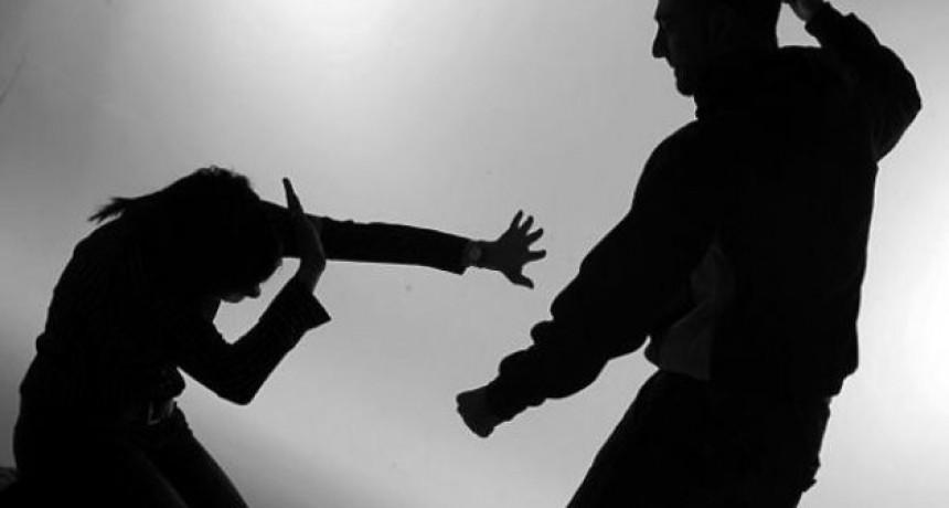 San Luis: intentó golpear a su madre y lo demoraron