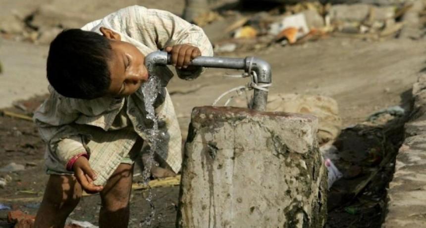 Alarmante: la pobreza aumentó casi 5% interanual y se ubica en 31,3%