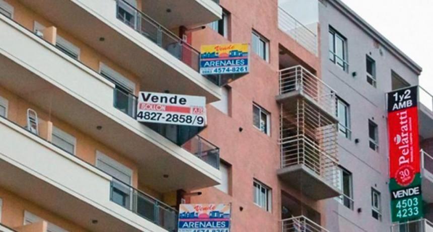 Cayó un 47,6% la venta de inmuebles en la Ciudad en febrero respecto a 2018
