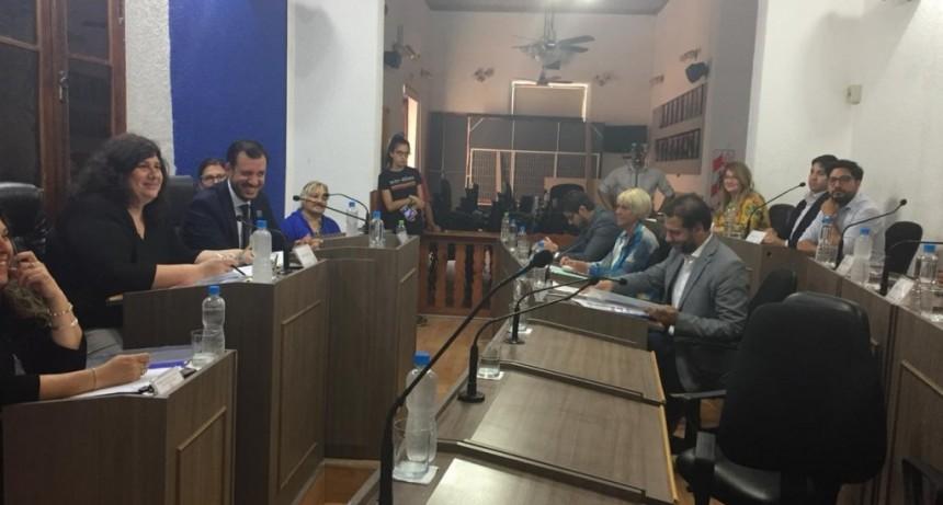 El Consejo Deliberante tratará nuevos proyectos