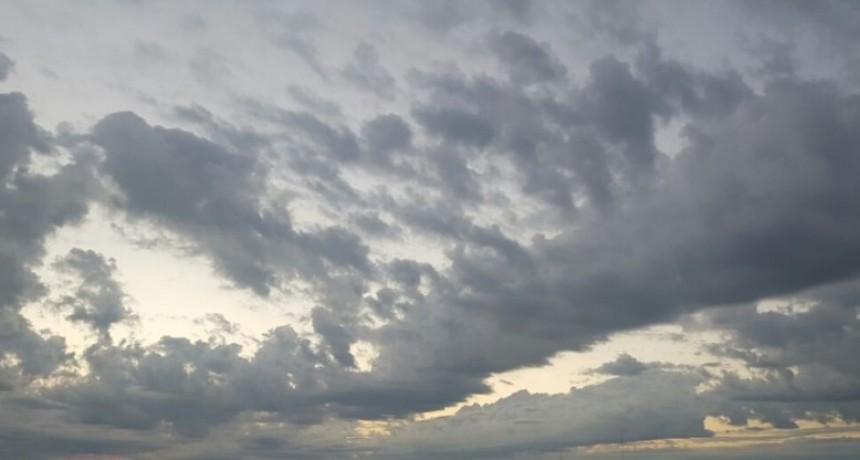 Miercoles nublado pero mejorando