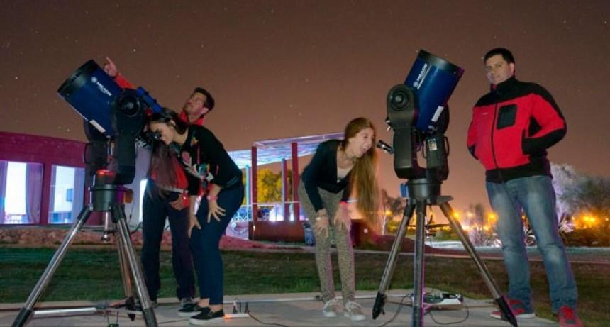 El Parque Astronómico presenta nuevas actividades