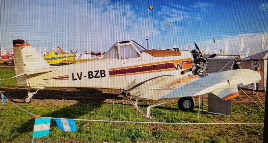 Encontraron el cuerpo del piloto de la aeronave