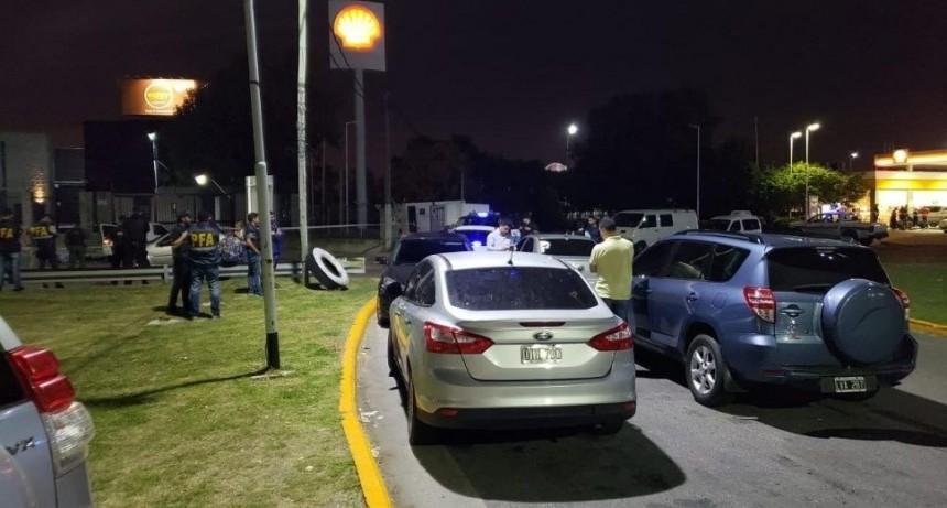 Así fue el tiroteo entre policías