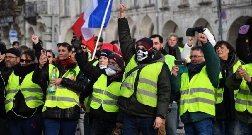 103 detenidos en la vigésima marcha de
