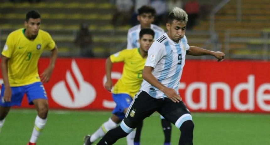 Clasificación heroica para el sub 17 de Argentina