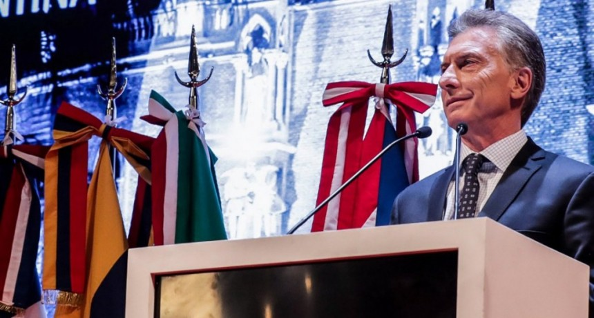 Macri aseguró que ahora Argentina