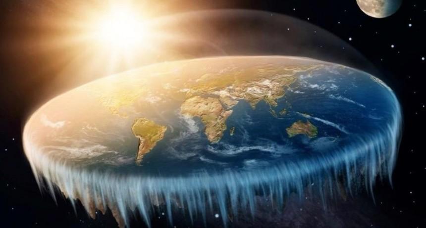 Los terraplanistas no se dan por vencidos
