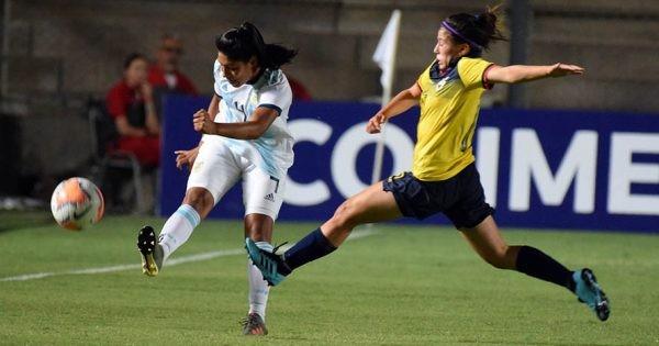 Hoy comienza el Sudamericano Sub20 Femenino en San Luis