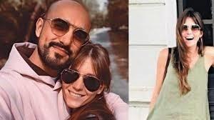 """Abel Pintos anunció que espera su primer hijo: """"No nos cabe la felicidad en el cuerpo"""""""