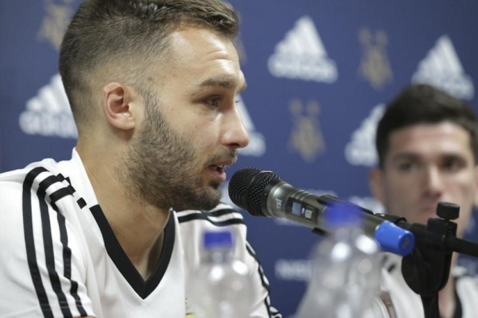 Un jugador de la Selección con coronavirus: Germán Pezzella, primer argentino infectado