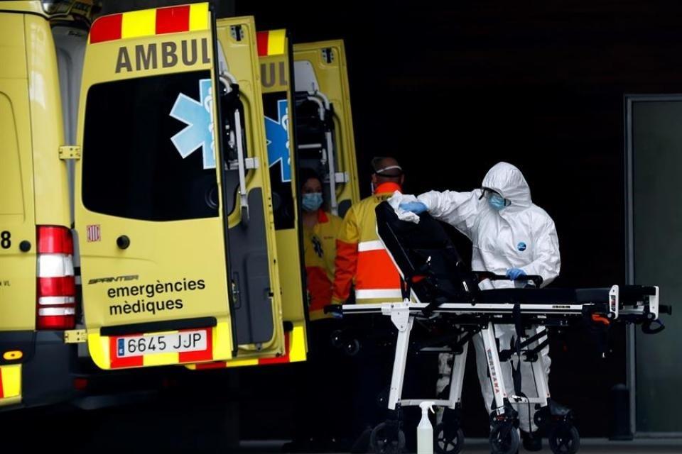 Coronavirus: España ya supera a China en número de muertos