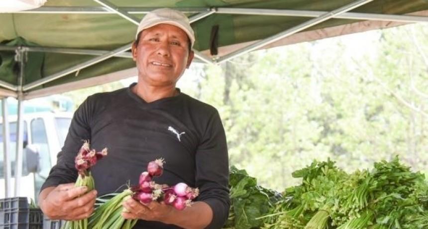 """La feria itinerante de """"Sol Puntano"""" estará el sábado en la Feria de Pequeños y Medianos Productores"""