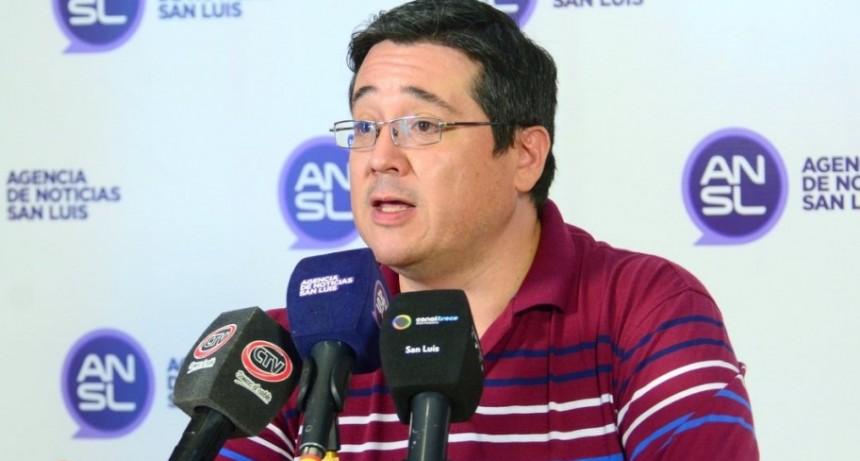 """""""El protocolo nacional está activo y San Luis está preparado"""""""
