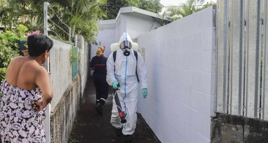 Hay dengue en catorce provincias