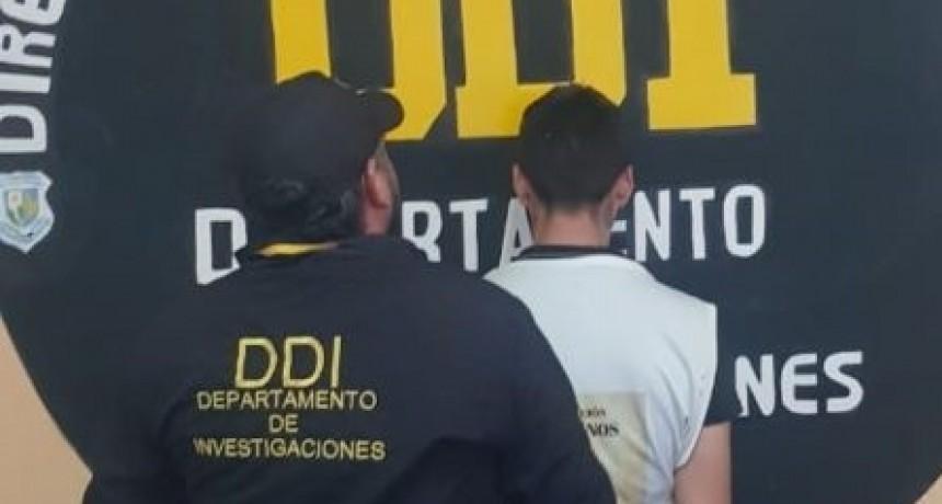 San Luis: un prófugo de la justicia cordobesa fue aprehendido en nuestra ciudad