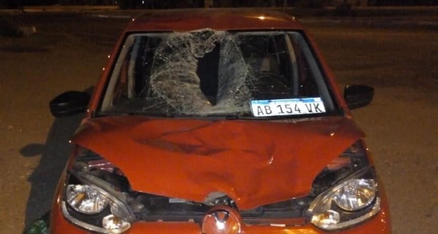 San Luis: murió el conductor del auto que atropelló al ciclista