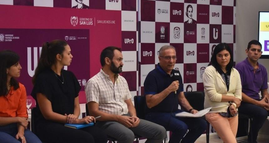 La UPrO profundiza su política de recursos humanos
