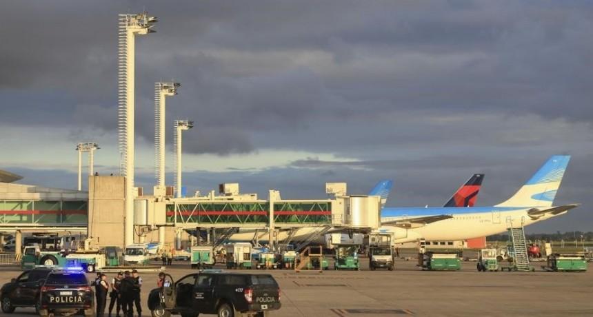 Coronavirus: nuevo protocolo para los vuelos que lleguen a la Argentina