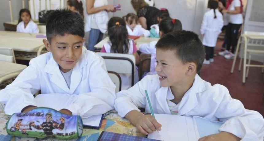 Coronavirus: por ahora no hay suspensión de clases a nivel nacional