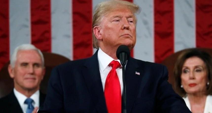 Trump se suma a la emergencia