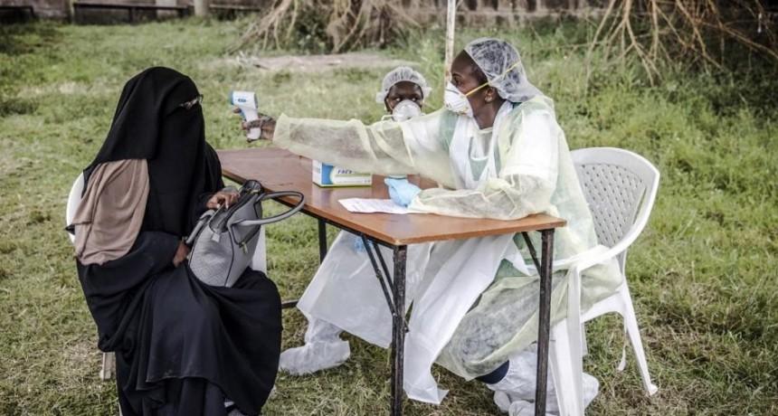 El coronavirus ya dejó más de 8000 muertos