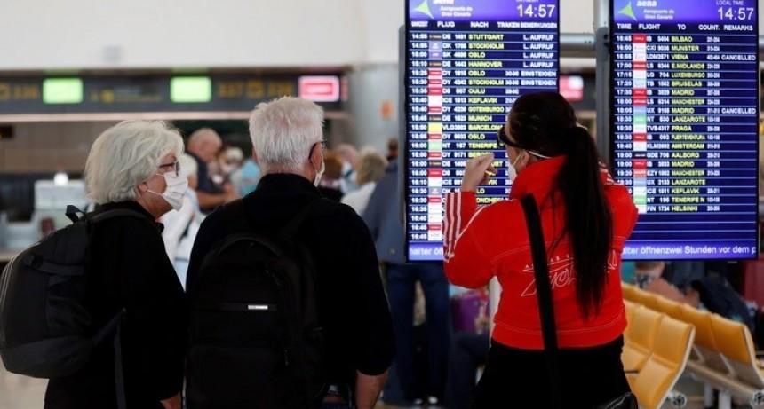 Detuvieron a un turista italiano que entró a la Argentina hace cuatro días y no cumplía con la cuarentena