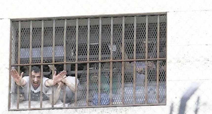 Protestas en las cárceles en reclamo de medidas urgentes