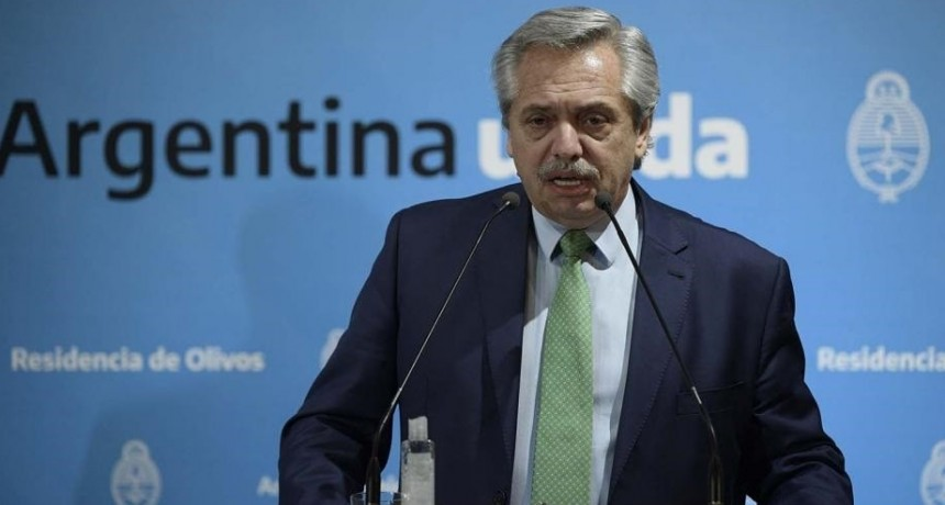 Alberto Fernández a quienes violan la cuarentena por coronavirus: