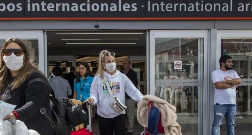 Coronavirus: Cierre de fronteras hasta el 31 de marzo, también para los argentinos