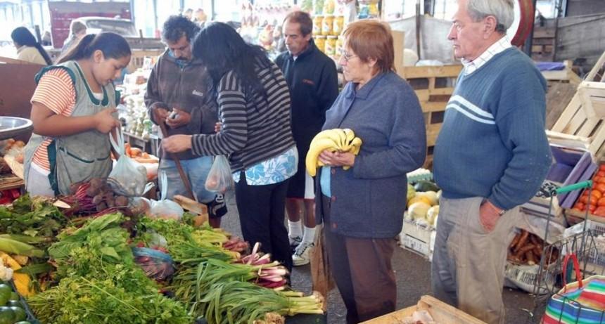 Economía en cuarentena: Habrá precios sugeridos para frutas y verduras