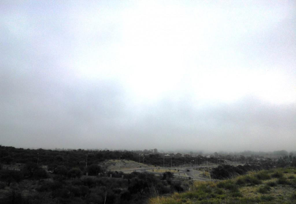 Jueves nublado y con mucho viento