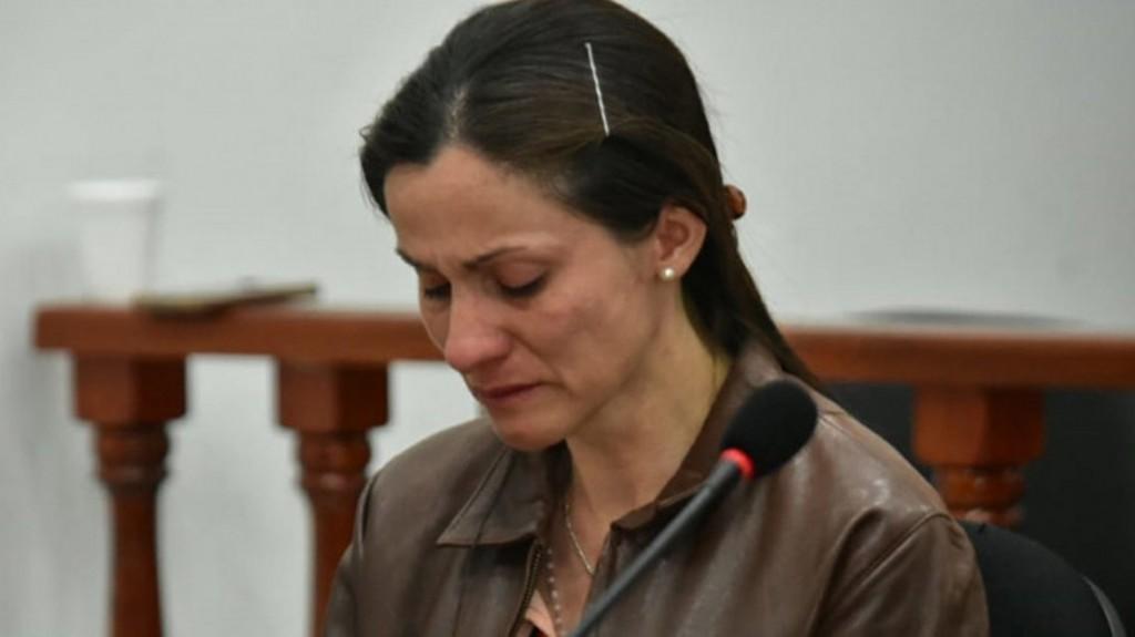 La mamá de Florencia Di Marco dijo no saber de los abusos: