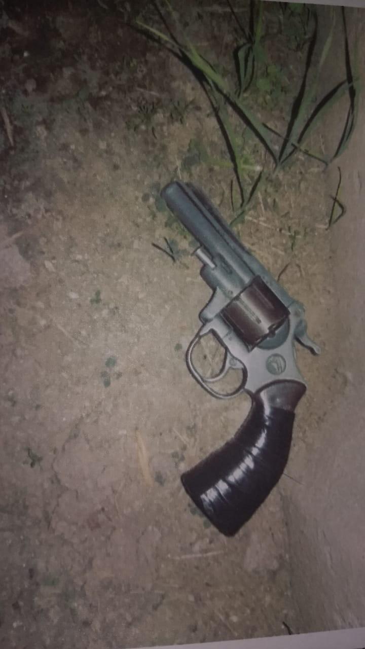 San Luis: detenido por realizar amenazas con arma de fuego