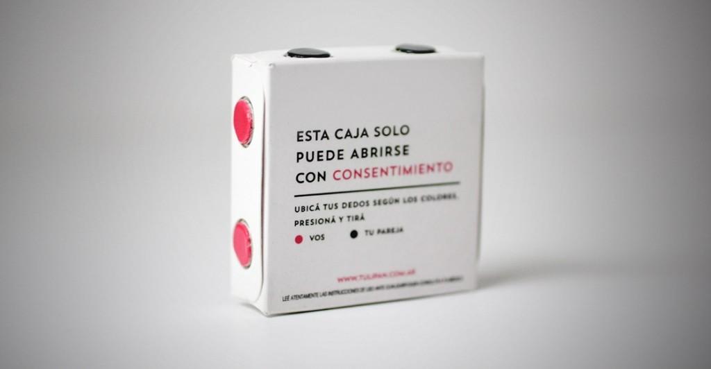 Crean el preservativo 'placer consentido' que solo puede abrirse por dos personas