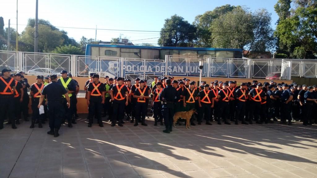 San Luis: nuevo megaoperativo provincial