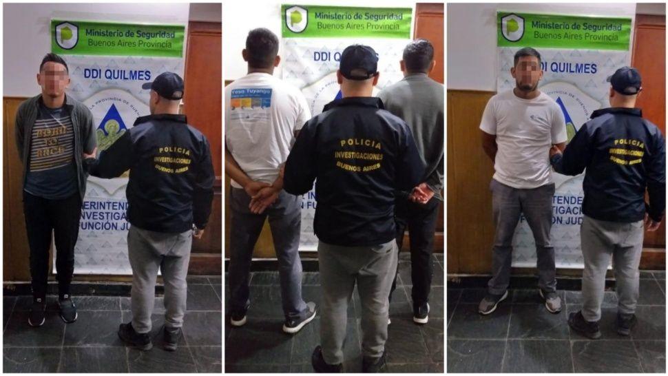 Cayeron otros dos de los cinco violadores de Paula Martínez