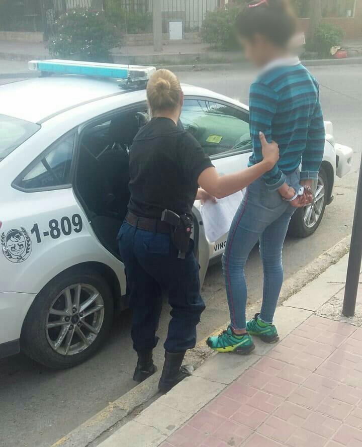 San Luis: Una mujer fue enviada a prisión por hurto calificado