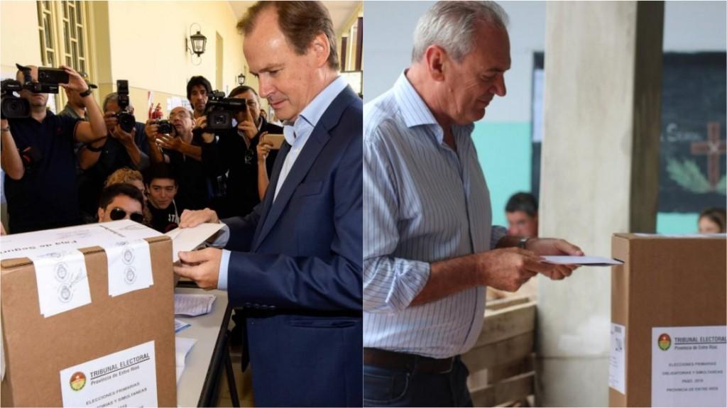 PASO en Entre Ríos: cerraron las urnas y comienza el recuento para los candidatos 2019