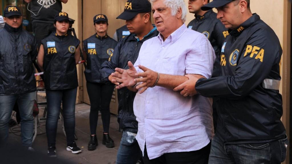 Condenaron a Alberto Samid a 4 años de prisión efectiva