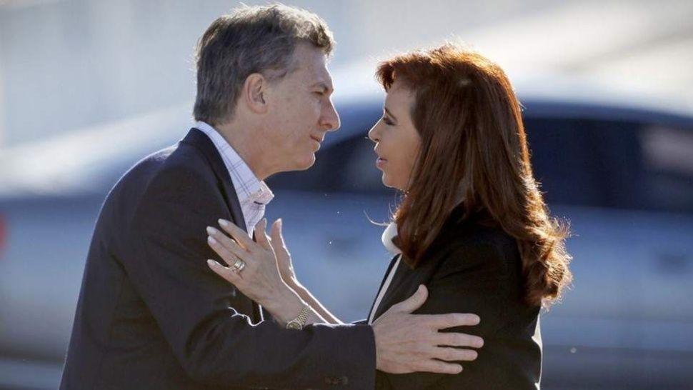 El mensaje de Macri a Cristina por la muerte de su madre
