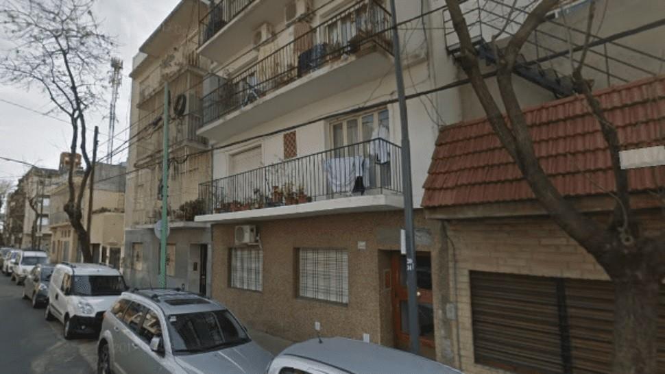 Horror por hallazgo de cadáver putrefacto en edificio de Saavedra