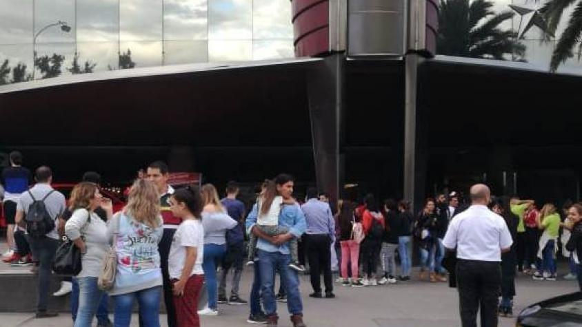 Evacuaron el Shopping por una amenaza de bomba