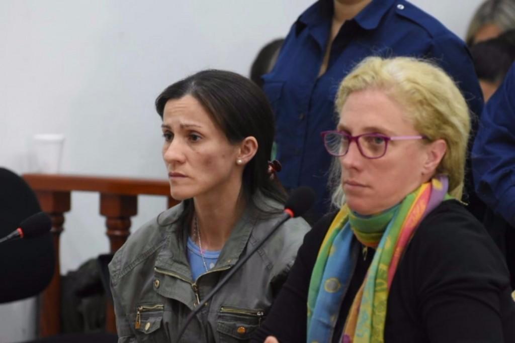 Condenaron a Carina Di Marco a 18 años de prisión