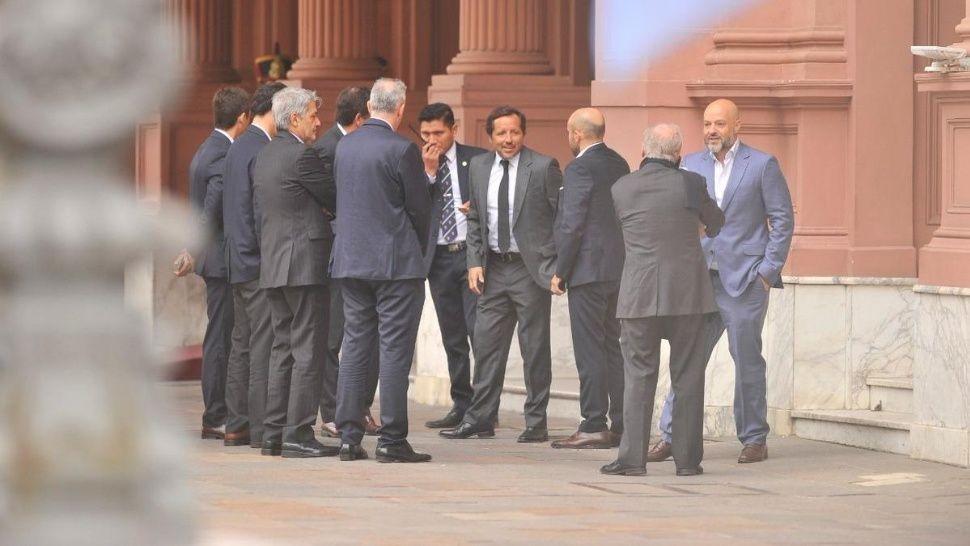 Empresarios destacaron el acuerdo de precios y elogiaron a Macri
