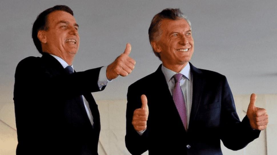 Bolsonaro visitará la Argentina en junio