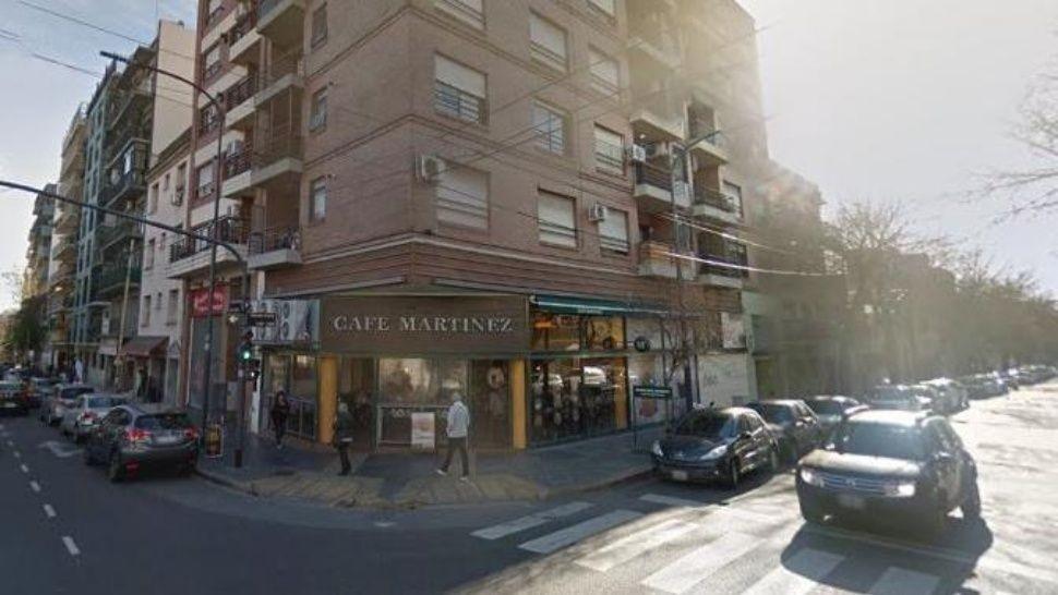Ladrones armados robaron 18 mil pesos en una cafetería de Caballito