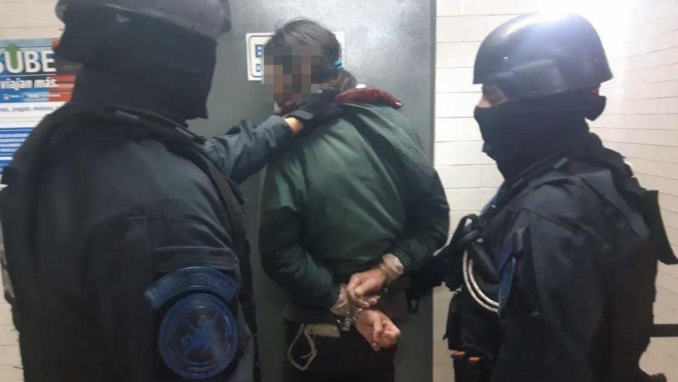 Día 2 del sistema de reconocimiento facial: Un violador detenido en el subte
